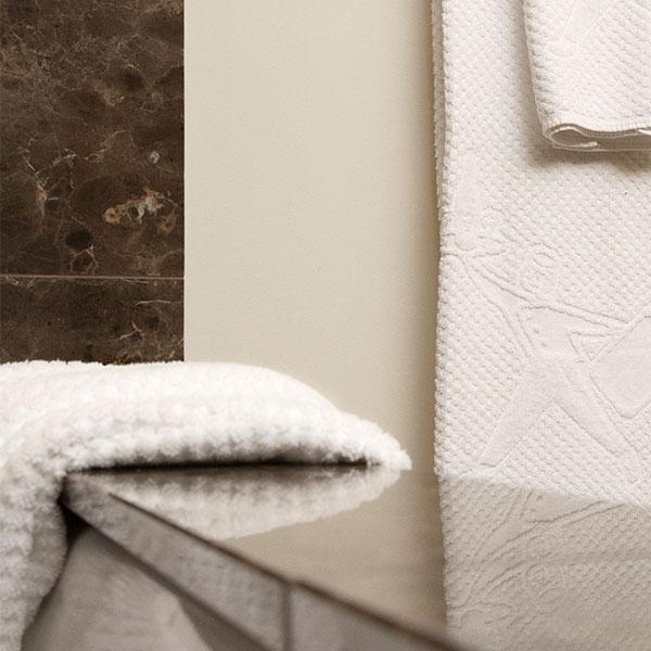 Textilreinigung Weber - Frottier Handtuch - Bild 1